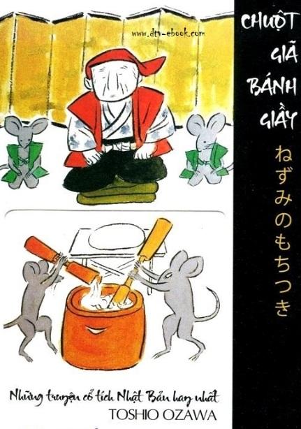 Tải sách: Chuột Giã Bánh Giầy – Toshio Ozawa