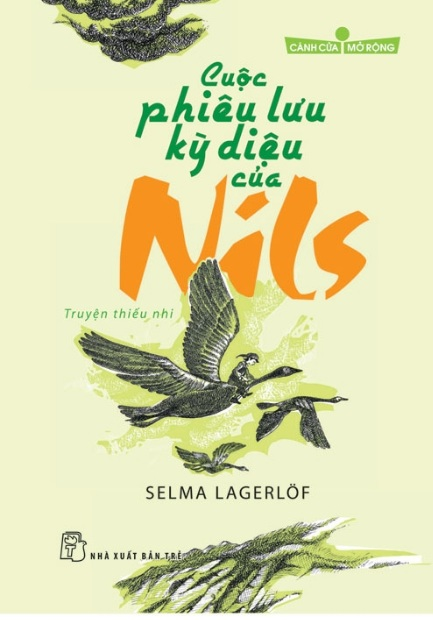 Tải sách: Cuộc Phiêu Lưu Kỳ Diệu Của Nils – Selma Lagerlöf