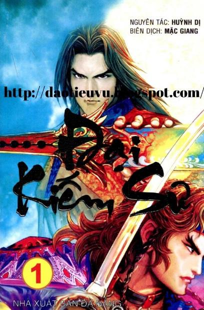 Tải sách: Đại Kiếm Sư Truyền Kỳ – Huỳnh Dị