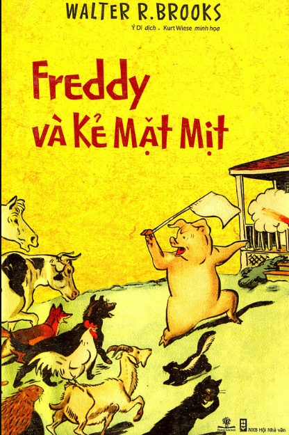 Tải sách: Freddy và Kẻ Mặt Mịt – Walter R. Brooks