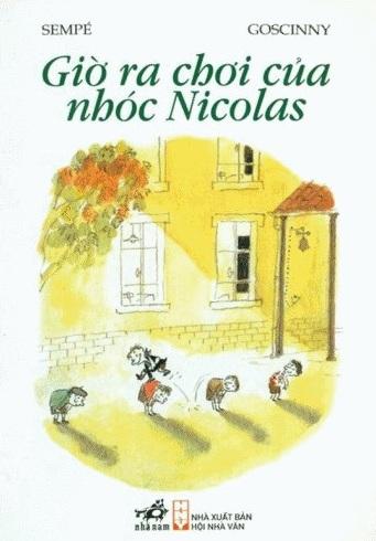 Tải sách: Giờ Ra Chơi Của Nhóc Nicolas – Sempe & Goscinny