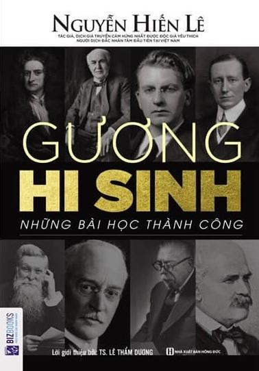 Tải sách: Gương Hy Sinh