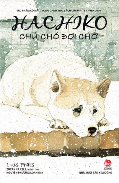 Tải sách: Hachiko – Chú Chó Đợi Chờ – Luis Prats