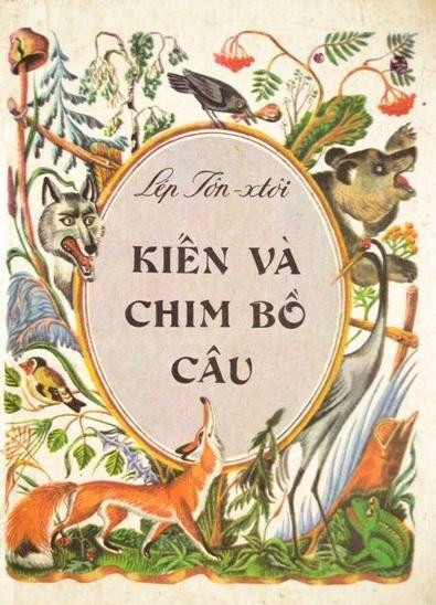 Tải sách: Kiến và Chim Bồ Câu – Lev Tolstoy
