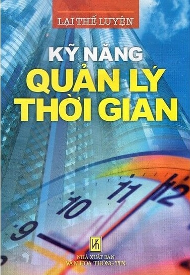 Tải sách: Kỹ năng quản lý thời gian