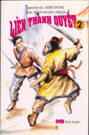 Tải sách: Liên Thành Quyết – Kim Dung