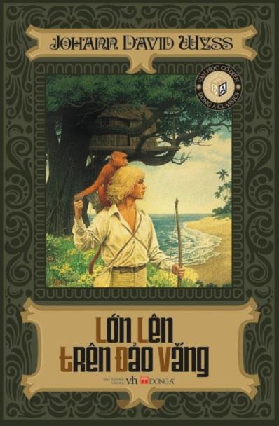 Tải sách: Lớn Lên Trên Đảo Vắng – Johann Wyss