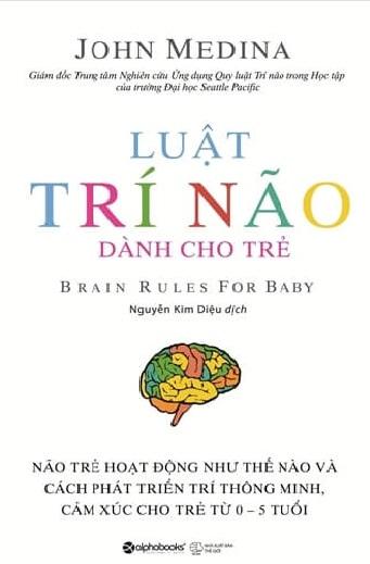 Tải sách: Luật Trí Não
