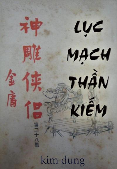 Tải sách: Lục Mạch Thần Kiếm – Kim Dung