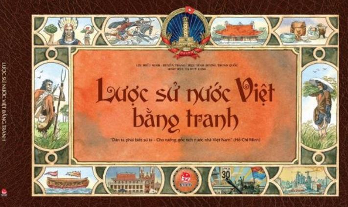 Tải sách: Lược Sử Nước Việt Bằng Tranh – Nhiều Tác Giả