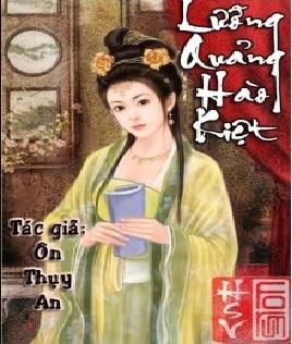 Tải sách: Lưỡng Quảng Hào Kiệt – Ôn Thụy An