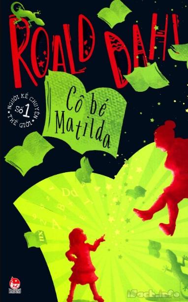 Tải sách: Matilda – Cô Bé Nghịch Ngợm – Roald Dahl
