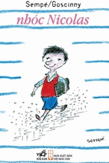 Tải sách: Nhóc Nicolas – Goscinny & Sempé