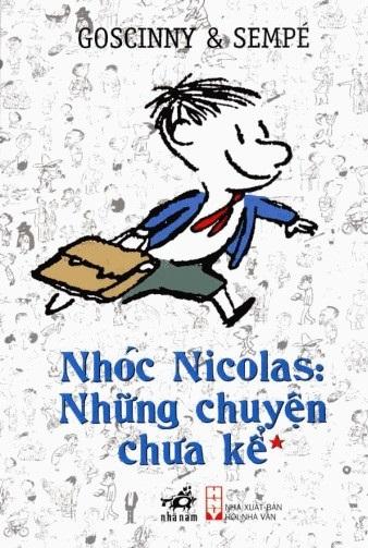 Tải sách: Nhóc Nicolas: Những Chuyện Chưa Kể 1 – Sempe