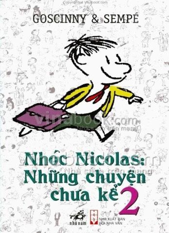 Tải sách: Nhóc Nicolas: Những Chuyện Chưa Kể 2 – Sempe
