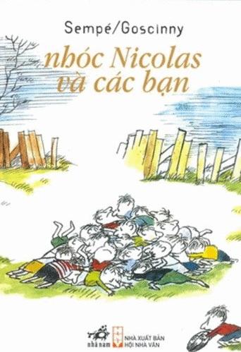 Tải sách: Nhóc Nicolas và các bạn – Goscinny & Sempé