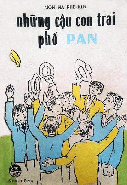 Tải sách: Những Cậu Con Trai phố PAN – Molnar Ferenc