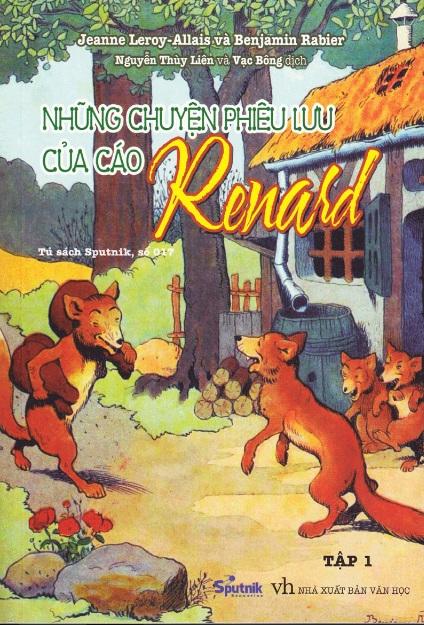 Tải sách: Những Chuyện Phiêu Lưu Của Cáo Renard Tập 1