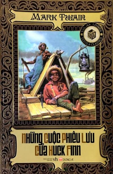Tải sách: Những cuộc Phiêu lưu của Huckleberry Finn – Mark Twain