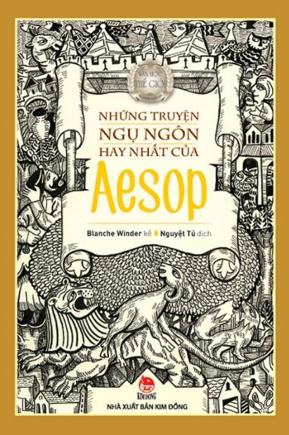 Tải sách: Những Truyện Ngụ Ngôn Hay Nhất của Aesop – Fiona Waters & Fulvio Testa