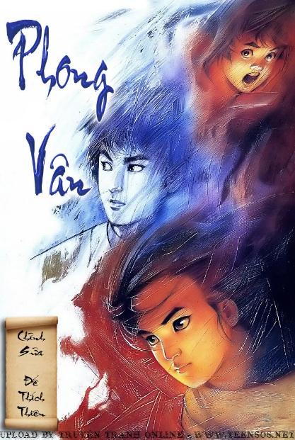 Tải sách: Phong Vân Tập 2: Sưu Thần Thiên – Đan Thanh