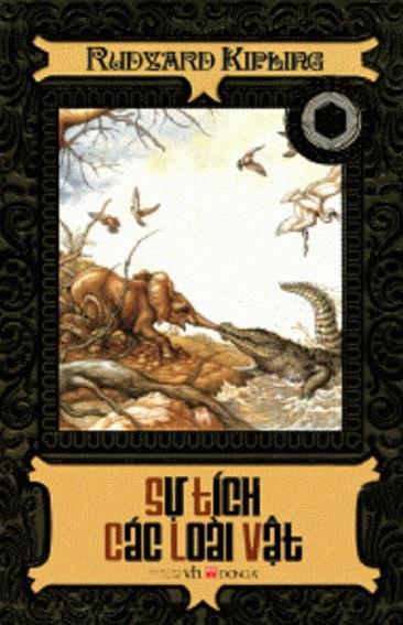 Tải sách: Sự Tích Các Loài Vật – Rudyard Kipling