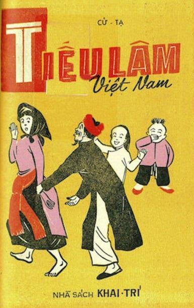 Tải sách: Tiếu Lâm Việt Nam – Cử Tạ