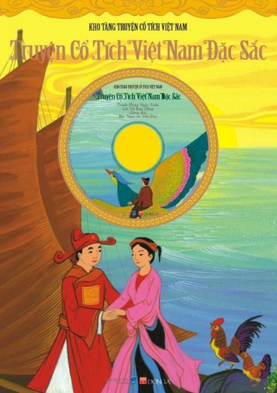 Tải sách: Tranh Truyện Cổ tích Việt Nam Trọn Bộ 20 Cuốn
