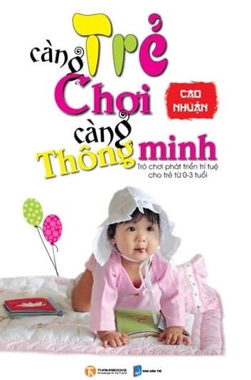 Tải sách: Trẻ Càng Chơi Càng Thông Minh