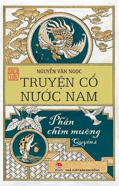 Tải sách: Truyện Cổ Nước Nam Quyển Hạ: Chim Muông – Ôn Như Nguyễn Văn Ngọc