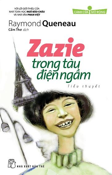 Tải sách: Zazie Trong Tàu Điện Ngầm – Raymond Queneau