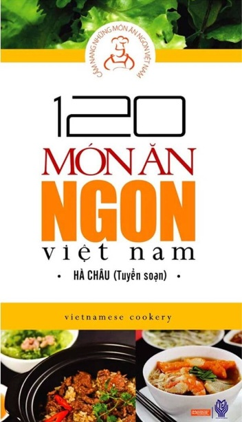 Tải sách: 120 Món Ăn Ngon Việt Nam
