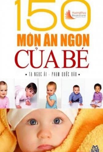 Tải sách: 150 Món Ăn Ngon Cho Bé