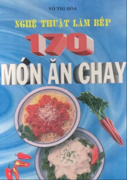Tải sách: 170 Món Ăn Chay