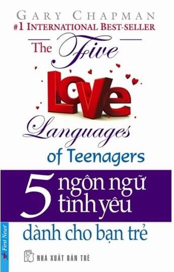 Tải sách: 5 Ngôn Ngữ Tình Yêu Dành Cho Bạn Trẻ
