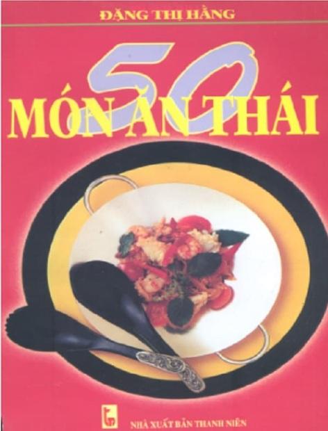 Tải sách: 50 Món Ăn Thái