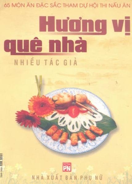 Tải sách: 65 Món Ăn Đặc Sắc Tham Dự Hội Thi Nấu Ăn