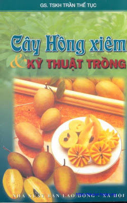 Tải sách: Cây Hồng Xiêm và kỹ thuật trồng