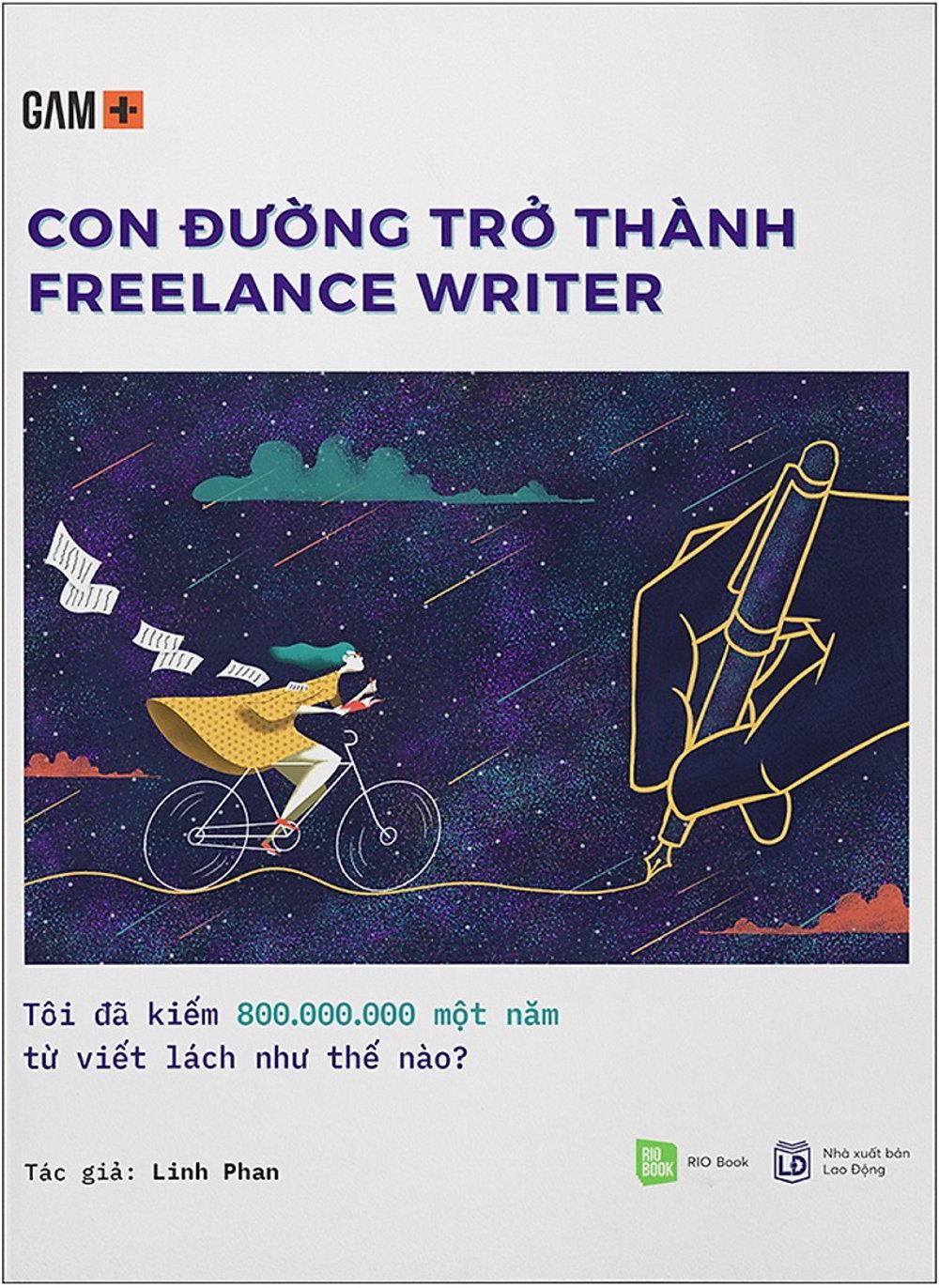 Tải sách: Con đường trở thành Freelance Writer