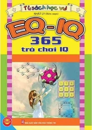 Tải sách: EQ – IQ: 365 Trò Chơi IQ
