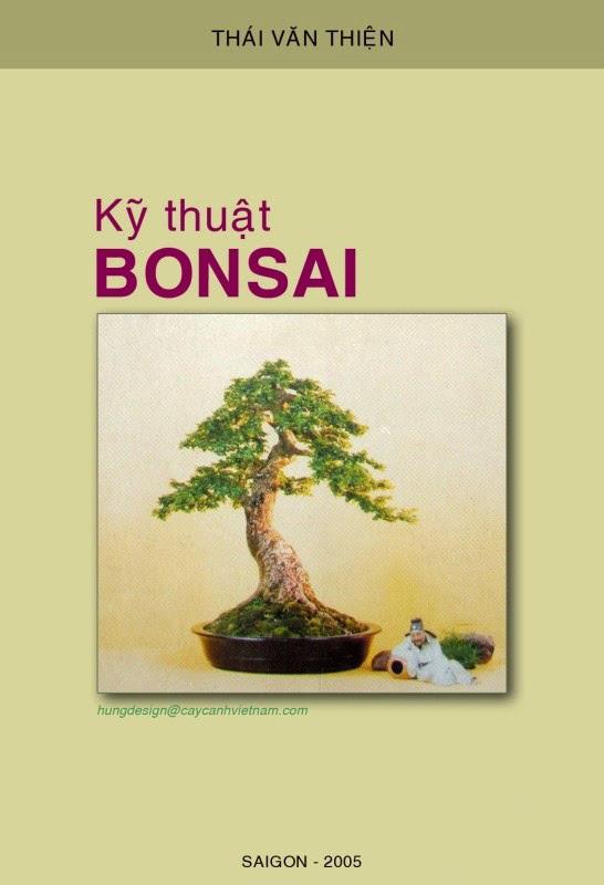 Tải sách: Kỹ Thuật Bonsai – Thái Văn Thiện