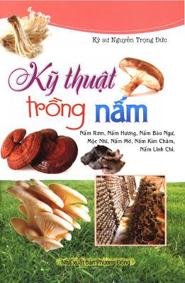 Tải sách: Kỹ thuật trồng nấm