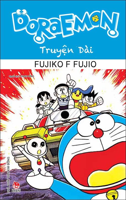Tải sách: Trọn bộ 25 tập Doremon truyện dài