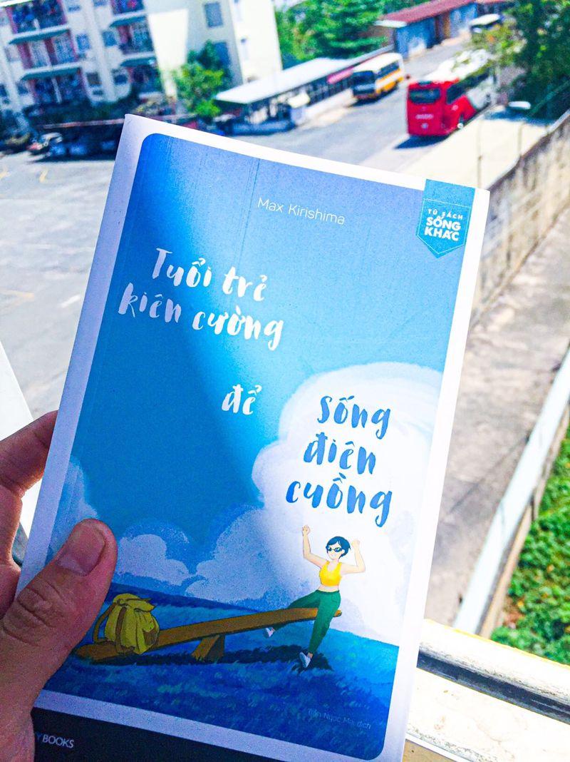 Tải sách: Tuổi trẻ kiên cường để sống điên cuồng