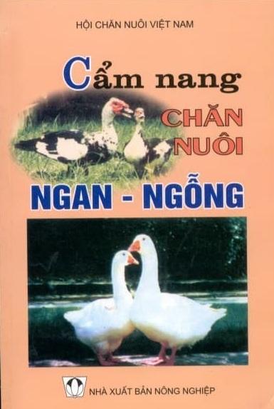 Tải sách: Cẩm Nang Chăn Nuôi Ngan – Ngỗng