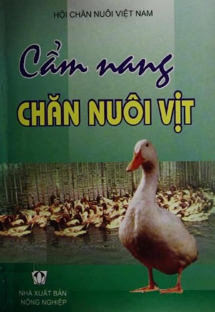 Tải sách: Cẩm Nang Chăn Nuôi Vịt
