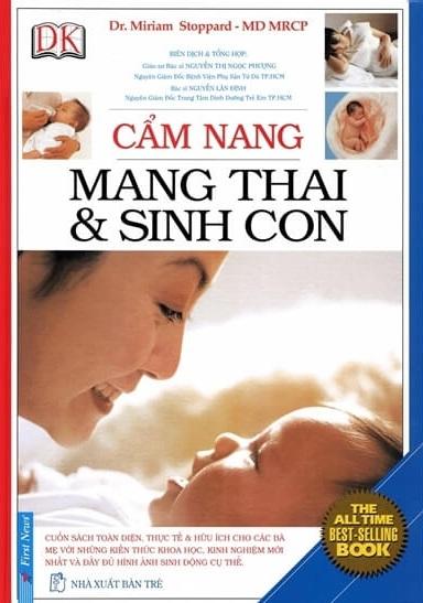 Tải sách: Cẩm Nang Mang Thai Và Sinh Con