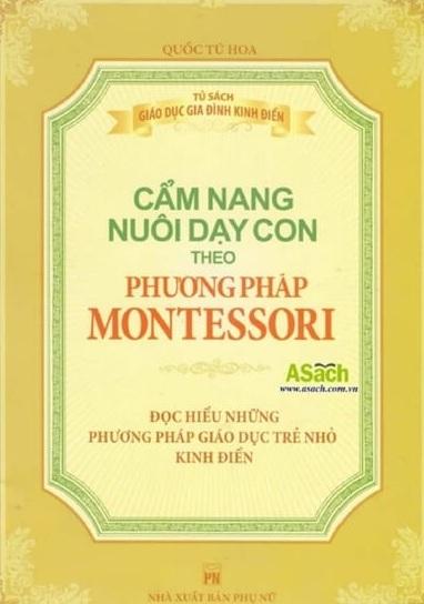 Tải sách: Cẩm Nang Nuôi Dạy Con Theo Phương Pháp Montessori
