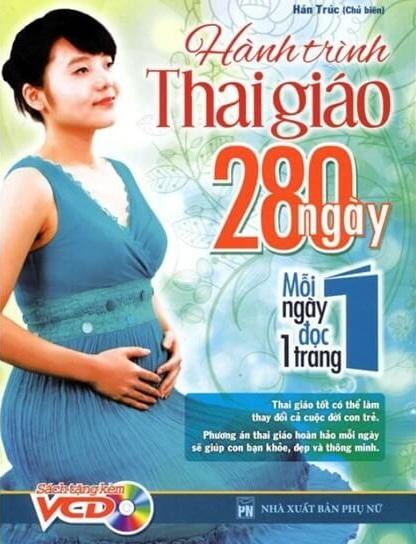 Tải sách: Hành Trình Thai Giáo 280 Ngày