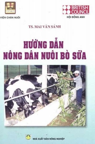 Tải sách: Hướng Dẫn Nông Dân Nuôi Bò Sữa